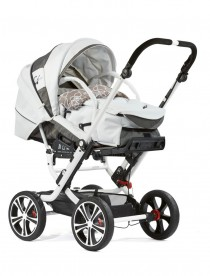 Gesslein stroller F10 Air+ with <b>C1-Lift carrycot</b>