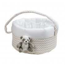 Picci care basket Bo-Bo cream <b>Ready for delivery