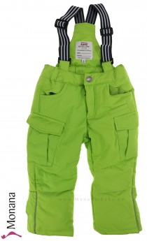 Kanz Schneehose Outdoor Zone neon green