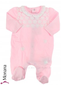 Mayoral Baby-Overall rosa<br>Größe: 50, 56, 62, 68, 74