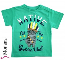 Mayoral T-Shirt Native of the golden West<br>Größe: 80, 86