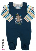 Kanz Baby-Strampler & Shirt Adventure Time<br>Größe: 50, 56, 62, 68