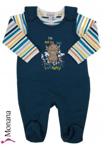 Kanz baby romper & shirt Adventure Time