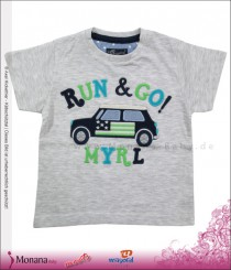 Mayoral T-Shirt Run & Go<br>Größe: 80, 86