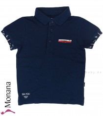 Mayoral polo shirt darkblue