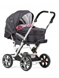 Gesslein stroller F10 Air+ with <b>C2-Compact carrycot</b>