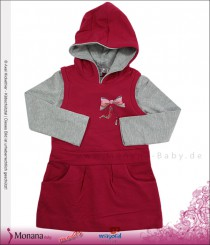 Mayoral Sweatkleid red