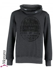 Garcia Shirt Sweater anthrazite<br>Größe: 164/170