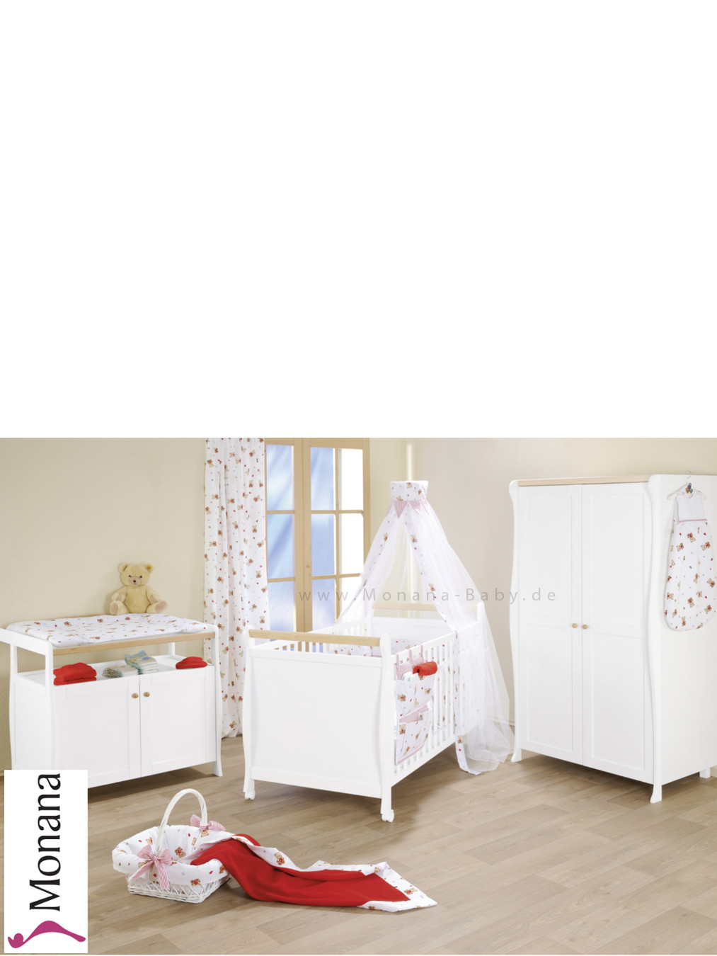 leipold kinderzimmer timi kinderbett wickelkommode schrank 3 bis 4 wochen lieferzeit. Black Bedroom Furniture Sets. Home Design Ideas