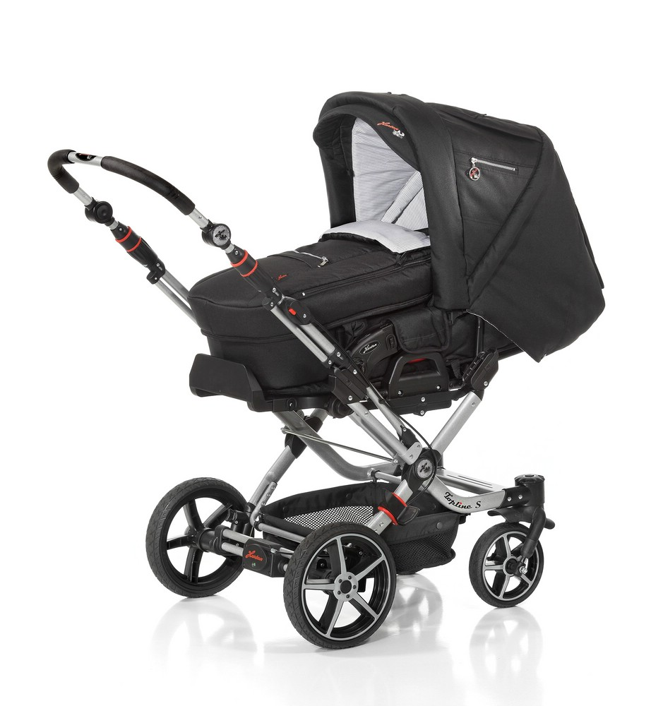 Pin Hartan Kinderwagen Topline S 2013 Mit Handbremse on Pinterest
