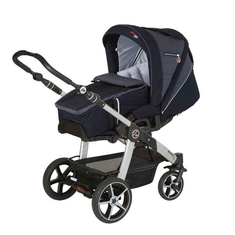 hartan kinderwagen racer gt mit soft tragetasche hartan. Black Bedroom Furniture Sets. Home Design Ideas