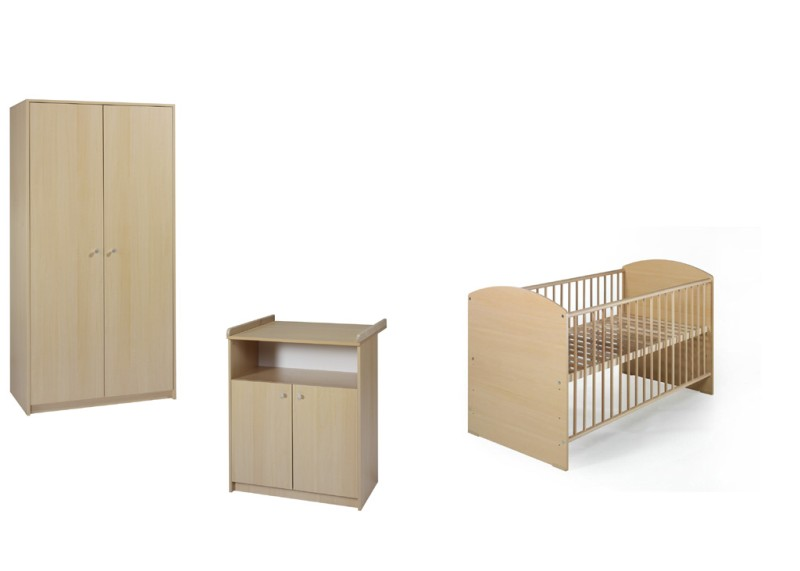 babyzimmer komplett sets mit kleinem schrank. Black Bedroom Furniture Sets. Home Design Ideas