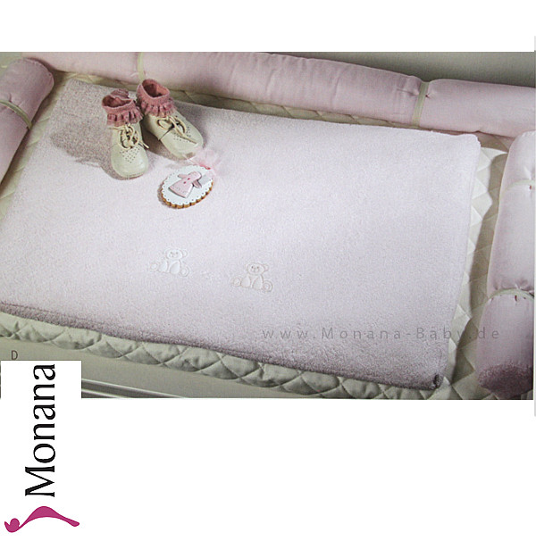 Dilibest by Picci Wickelauflage Mousse rosa<br>Maße: ca. 50 x 80 cm<br><b>Sofort lieferbar</b>