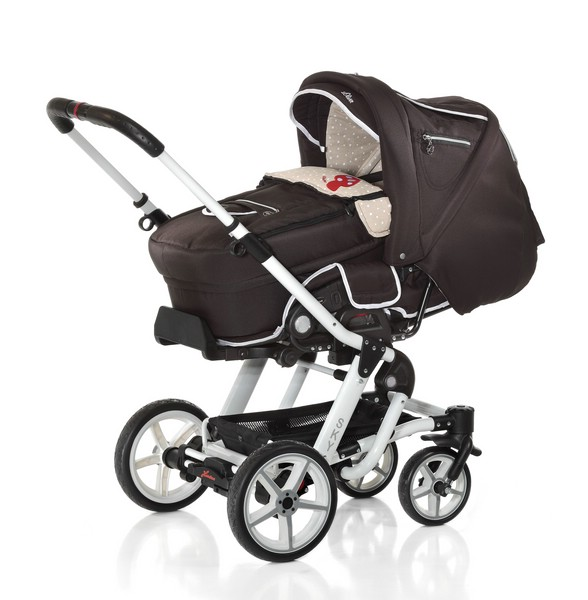 hartan kinderwagen sky s oliver soft kombi oder. Black Bedroom Furniture Sets. Home Design Ideas