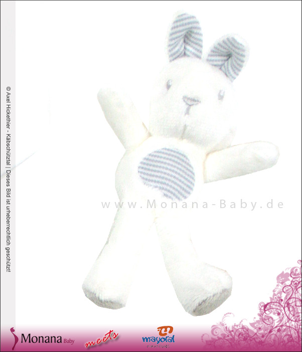 mayoral geschenk set baby overall kuschel hase koffer. Black Bedroom Furniture Sets. Home Design Ideas