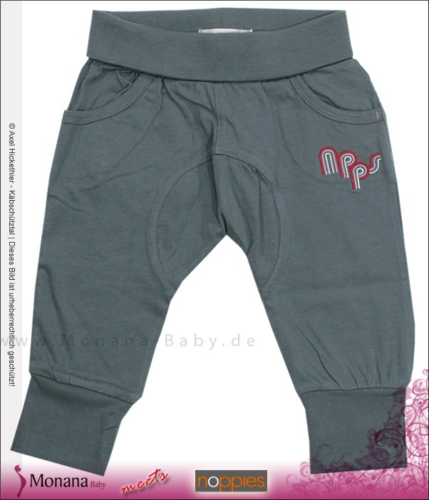 Noppies Jogginghose Girl Ice Cream grey<br>Größe: 92