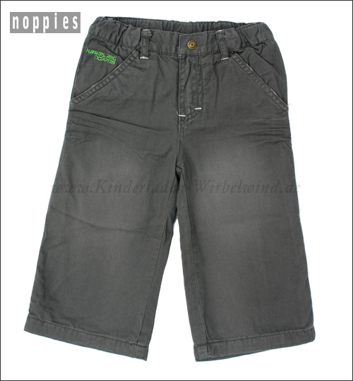 Noppies Hose Boy Mosquito Anthracite<br>Größe: 80