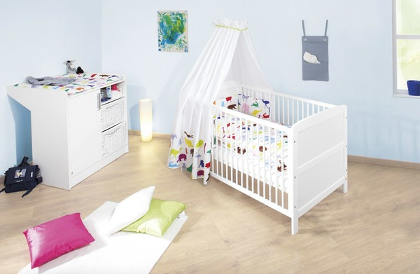 g nstige babyzimmer spar sets. Black Bedroom Furniture Sets. Home Design Ideas