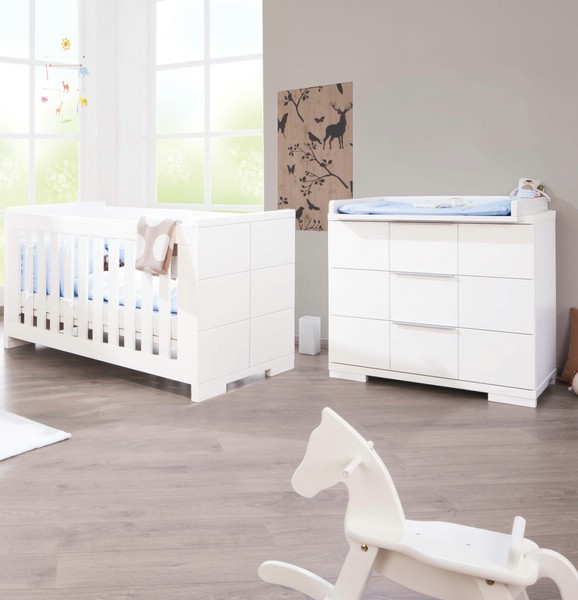 g nstige kinderzimmer babyzimmer spar set 39 s. Black Bedroom Furniture Sets. Home Design Ideas