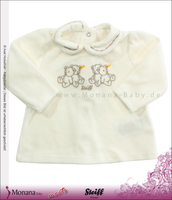Steiff Collection Sweat-Shirt Little Dots<br>Größe: 74